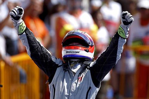 Rubens Barrichello - Photo: Brawn GP
