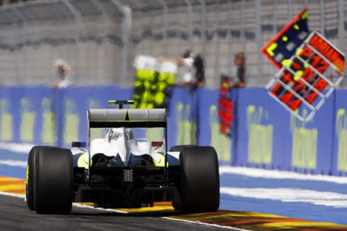 Brawn - Photo: Brawn GP