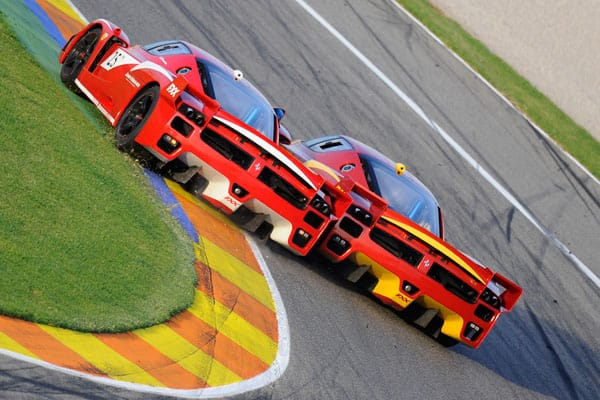 FXX - Photo courtesy of Ferrari