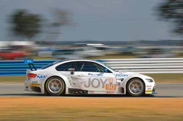 Sebring ALMS Winter Test - Photo by James Boone