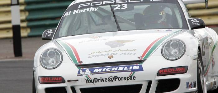 Ahmad Al Harthy in qualifying at Croft - Photo credit: Jakob Ebrey photography