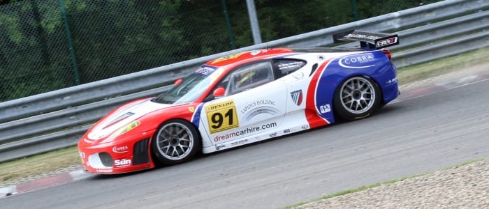 CRS Racing - Spa-Francorchamps