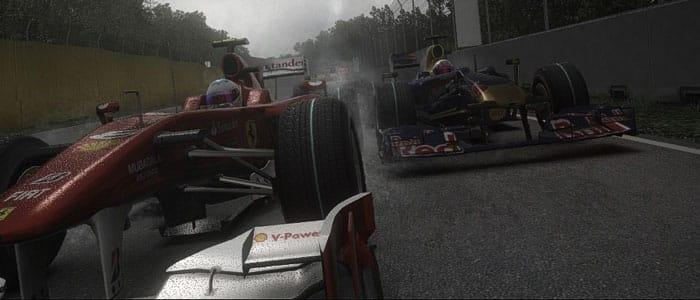 F1 2010 game by Codemasters