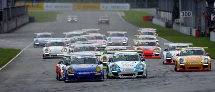 Porsche Carrera Cup Asia 2010: Zhuhai International Circuit, June 18 - 20