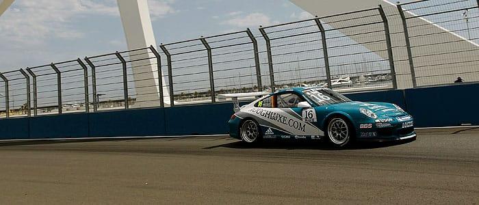 Rene Rast - Photo credit: Porsche