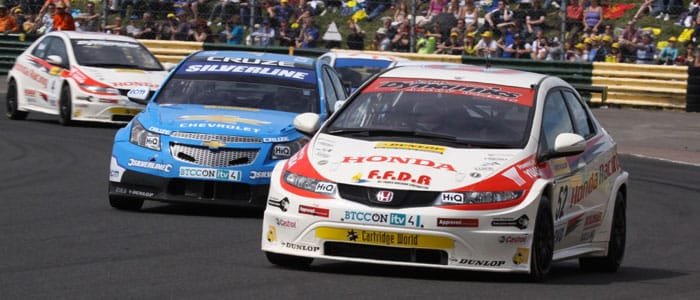 Shedden Leads The Field At Croft - Photo Credit: SJK Photography