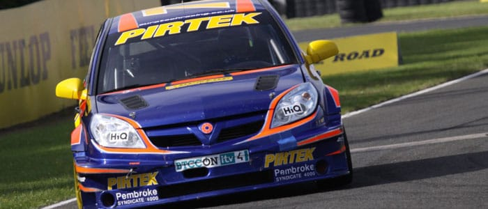 Andrew Jordan drove a brilliant race to take a lights to flag victory - Photo Credit: SJK Photography