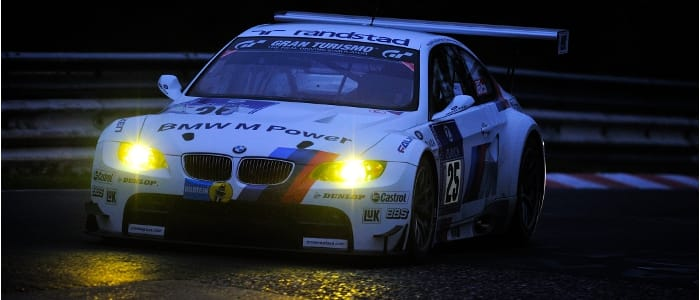 BMW at the Nurburgring - Photo Credit: BMW AG