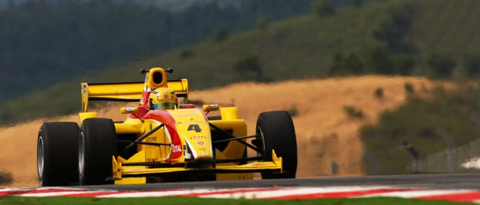 Benjamin Bailly - Photo credit: Formula 2 / Sutton Images