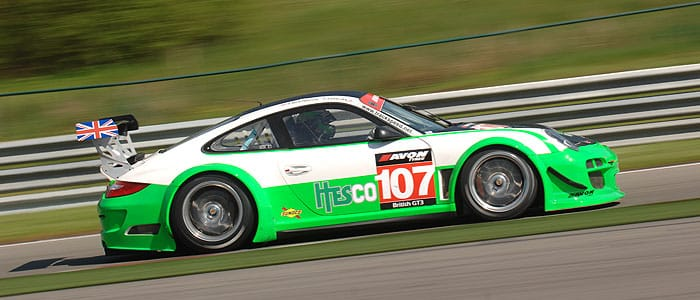Trackspeed - Photo credit: British GT Media