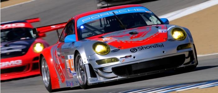 Flying Lizard Motorsports - Photo Credit: Porsche