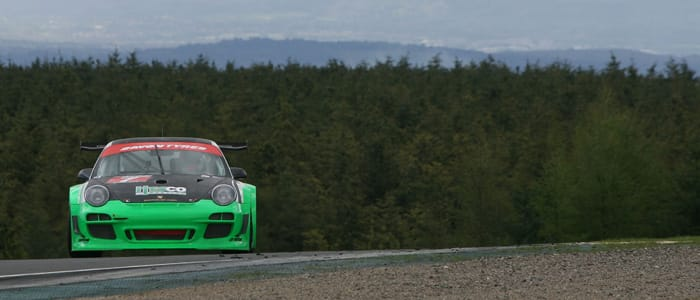 David Ashburn/Glynn Geddie - Porsche 997 GT3R