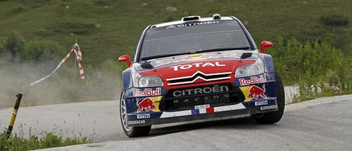 Sebastien Loeb, Rally Bulgaria