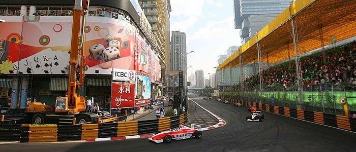 Macau set for Formula BMW