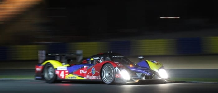 ORECA Peugeot 908 - Photo Credit: ORECA