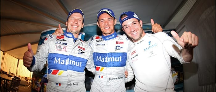 Team ORECA Matmut drivers - Photo Credit: Julie Sueur via ORECA