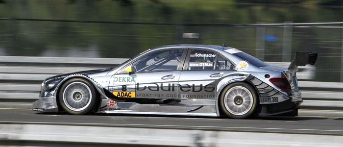 Ralf Schumacher - Photo credit: DTM Media