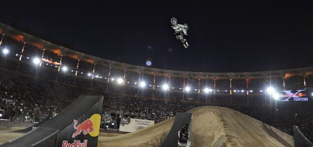 Robbie Maddison showed the prowess of a matador at the latest round of the Red Bull X-Fighters as the freestyle motorcross riders headed to Madrid's legendary bullfighting ring. The Australian...