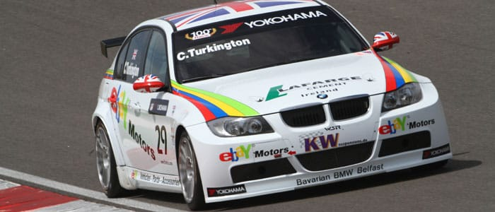 Colin Turkington Leads the Way In The Independents - Photo credit: fiawtcc.com