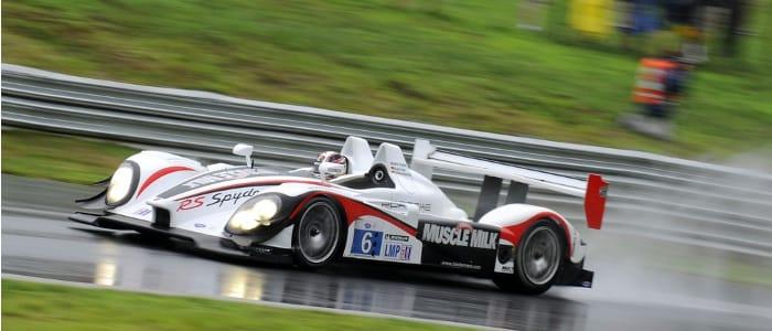 Team Cytosport - Photo Credit: Porsche AG
