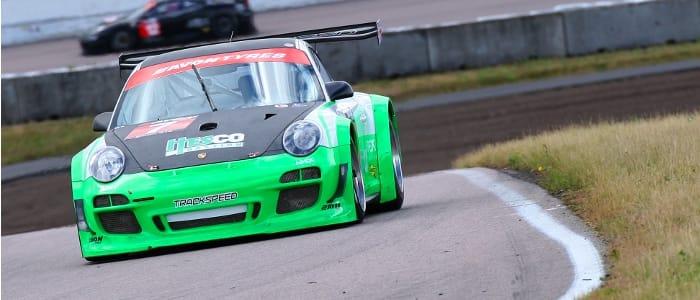 Trackspeed Porsche - Photo Credit: Chris Enion