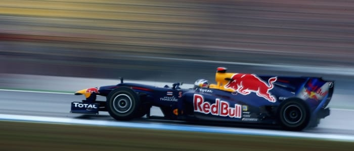 Red Bull - Photo Credit: Andrew Hone/Getty Images
