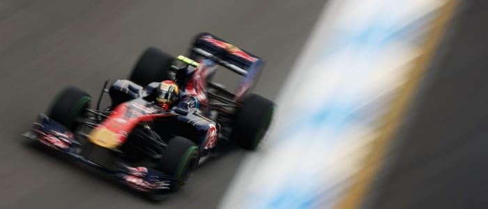Toro Rosso - Photo Credit: Andrew Hone/Getty Images