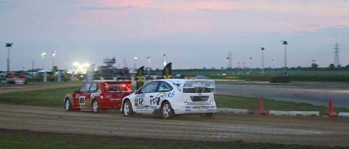 Rallycross heads back to Blyton after venue change
