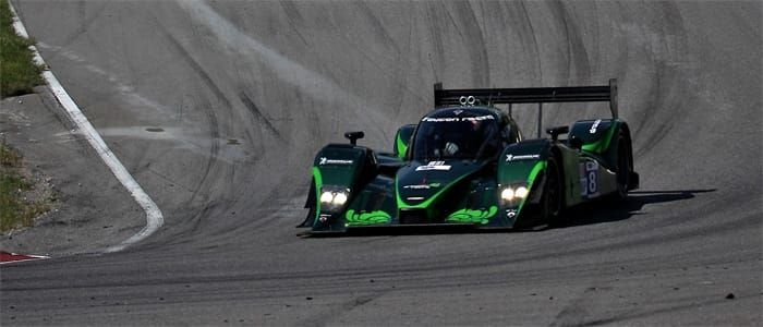 Photo credit: Drayson Racing