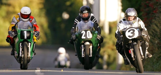 The 2010 Manx Grand Prix got underway last night in variable conditions as the first timed practice kicked off just before 6.30pm. With field led away by three newcomers –...