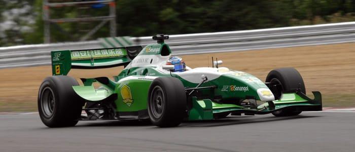 John Martin on track at Brands Hatch - Photo credit: Chris Gurton Photography