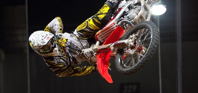 Todd Potter claimed Gold in the Moto X Best Whip Final Friday night after he took more than half of the votes. X Games 16 gave fans the chance to...