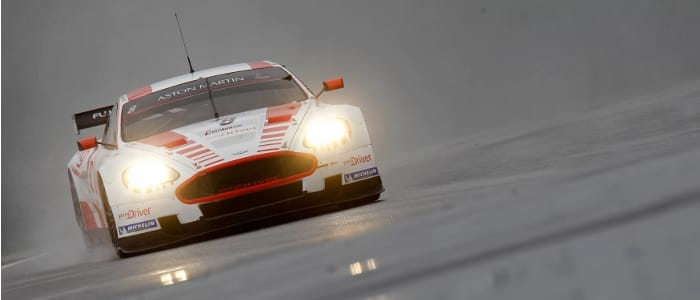 Nygaard/Mucke Aston Martin - Photo Credit: DPPI