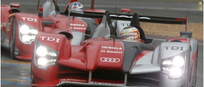 Audi R15 TDI - Photo Credit: Audi Motorsport