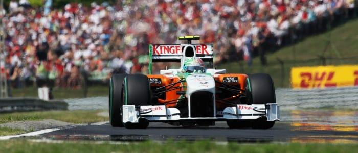 Tonio Liuzzi, Force India
