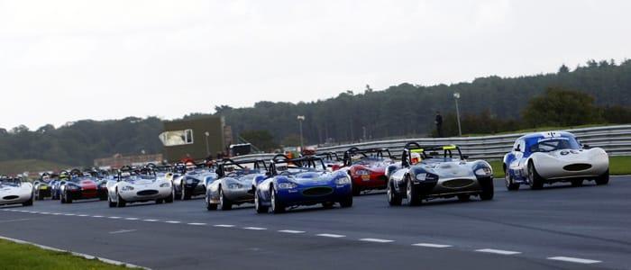 Stark Racing Ginetta G50 - Photo Credit: Jakob Ebrey Photography