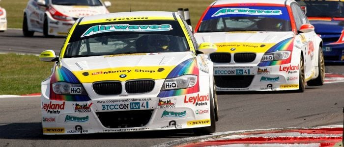 Motorbase lead the way in the independents championship