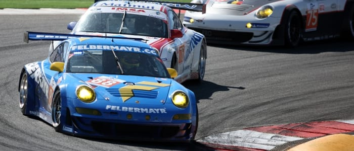 Felbermayr-Proton, IMSA Performance at ProSpeed on track - Photo Credit: Porsche AG