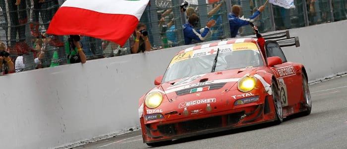 BMS Scuderia Italia Porsche - Photo Credit: DPPI/gt2europe
