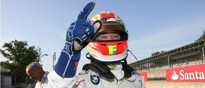 Robin Frijns - Photo Credit: BMW AG