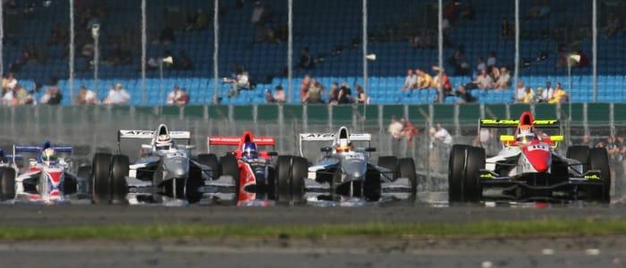 Formula Renault UK at Silverstone - Photo Credit: Jakob Ebrey Photography