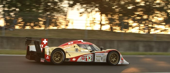 Rebellion Racing have run two LMP1 Lola Coupes this year - Photo Credit: Jakob Ebrey Photography