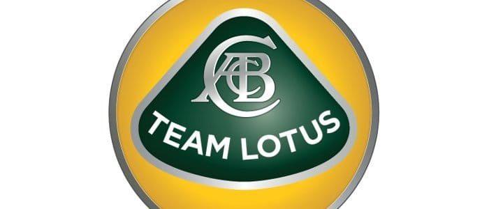 Team Lotus logo - Picture Credit: Lotus Racing