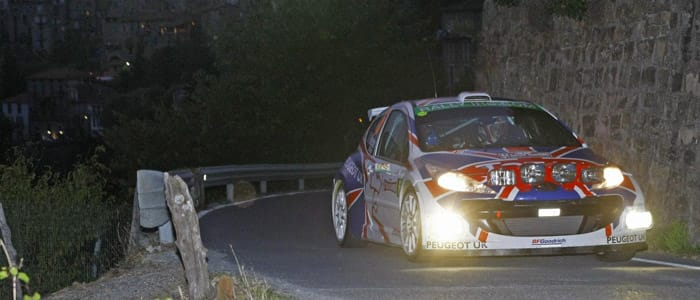 Kris Meeke - Photo: Peugeot
