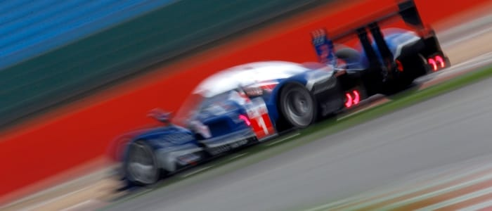 Peugeot at Silverstone - Photo Credit: DPPI