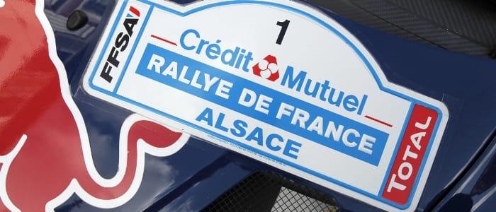 Rally France - Photo Credit: Citroen Racing