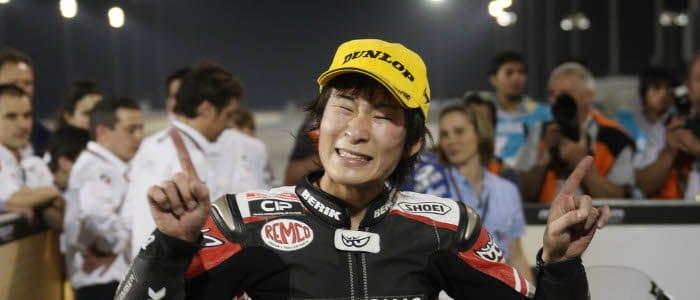 Tomizawa - Photo credit: MotoGP.com