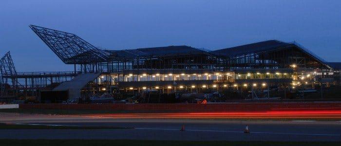 Silverstone at Sunrise   Photo Credit: Chris Gurton Photography