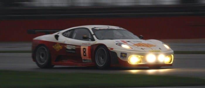 MJC Limited Ferrari - Photo Credit: Chris Gurton Photography