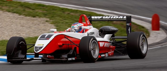 Bottas competing for ART Grand Prix earlier this year - Photo Credit: ITR